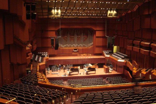 Projektbilder Alte Oper Frankfurt X